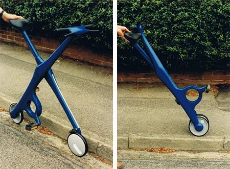 The x-bike
