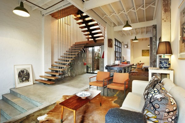 trendhome warehouse turned into lofts melbourne