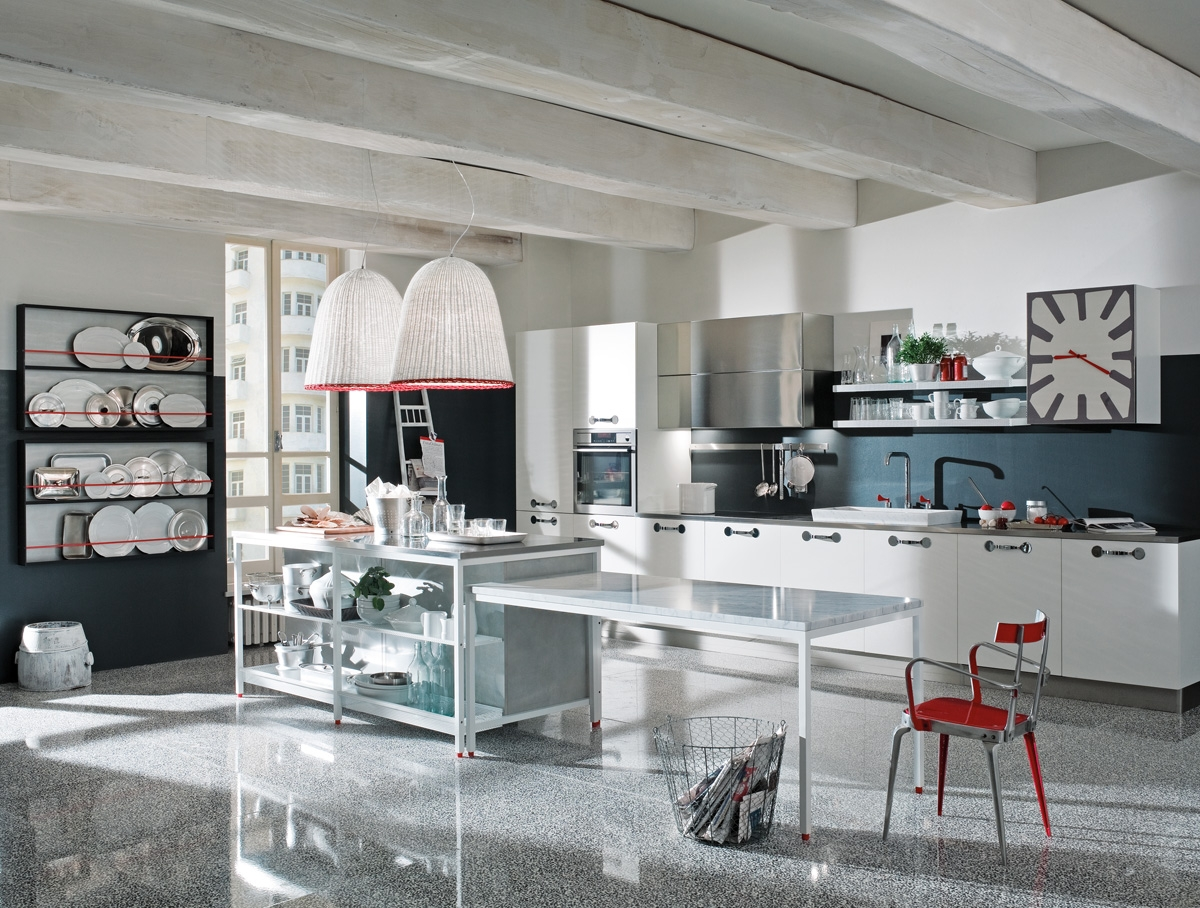 bontempi menu kitchen by paola navone