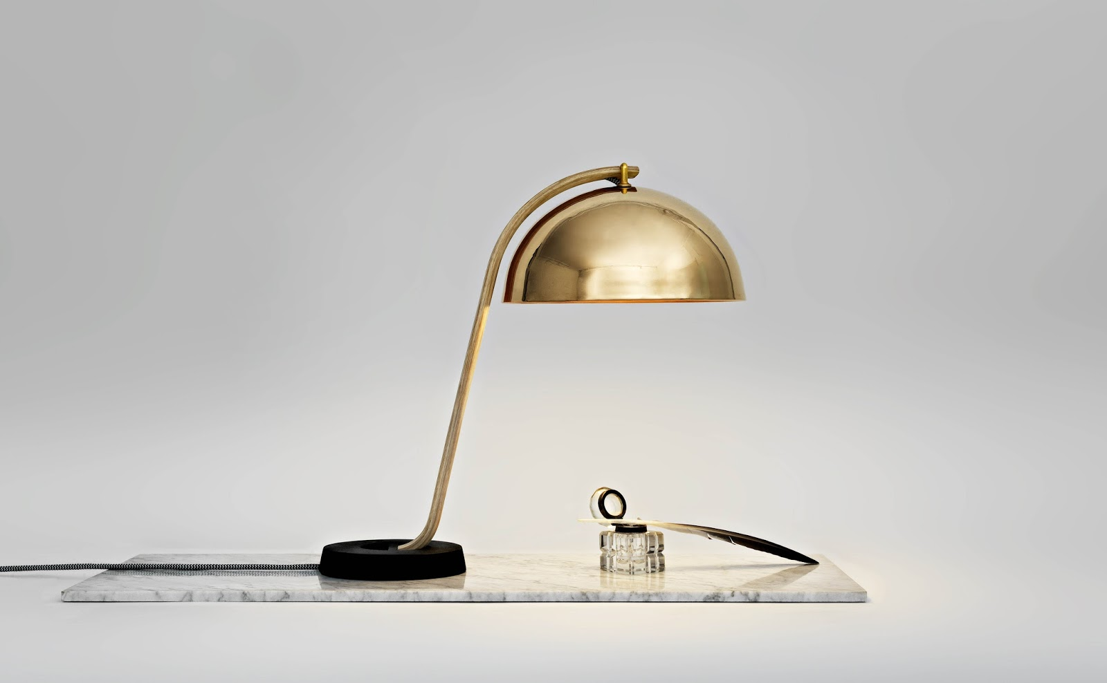 lamp by lars beller fjetland