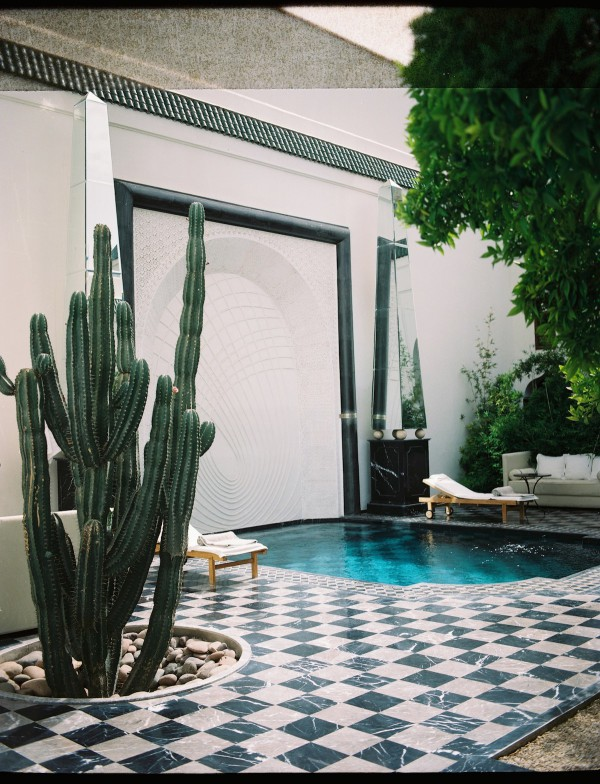 Moroccan Courtyards Riad Lotus