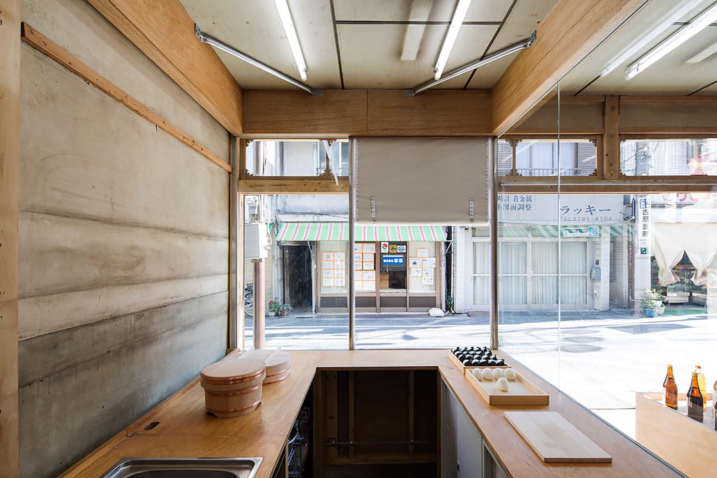Okomeya: A Small Rice Shop in Tokyo