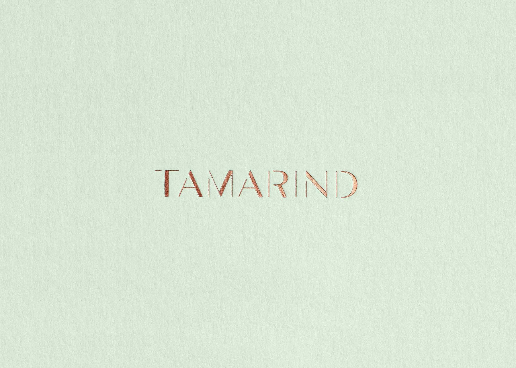 tamarind of mayfair poetic visual identity by dutchscot