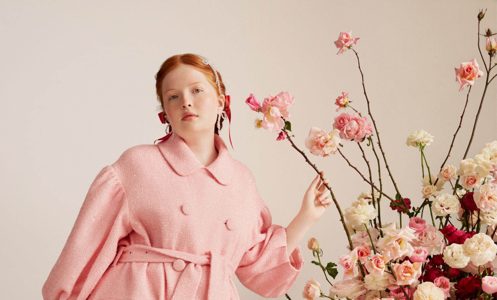 Introducing Simone Rocha's Whimsical H&M Collaboration